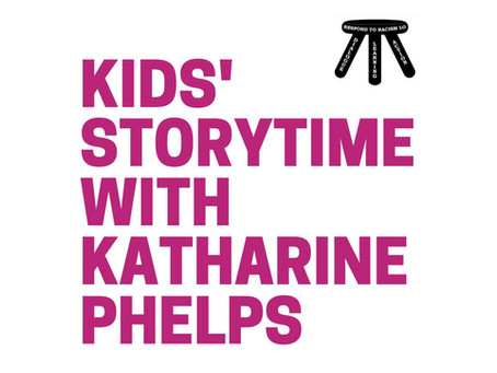 Kids' Storytime with Katharine Phelps: November 2, 2020