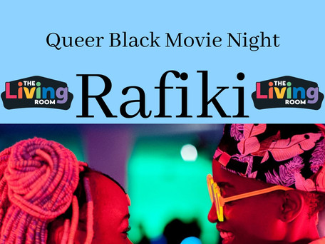 Black Pride Movie Night for Youth, June 18, 2021