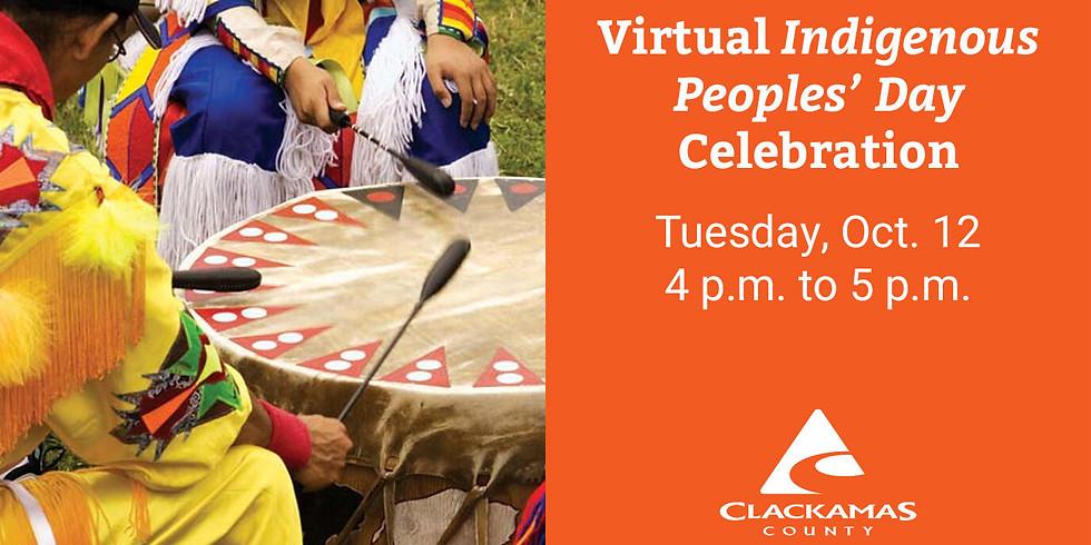Virtual Indigenous Peoples' Day Celebration