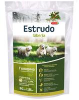 Porcelan Estrudo Siberia (Говядина) для щенков крупных и средних пород 1 кг