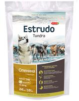 Porcelan Estrudo Tundra (Оленина) для взр.собак средн. пород с чувств. пищ. 1 кг
