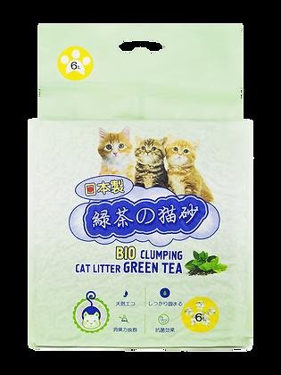 Наполнитель HAKASE AREKKUSU зеленый чай 6 л.