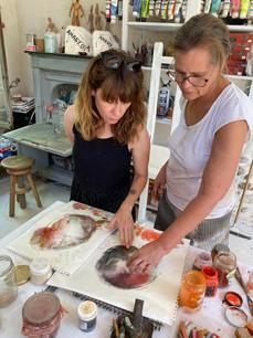 Rencontre Atelier Anany avec Aude Costa