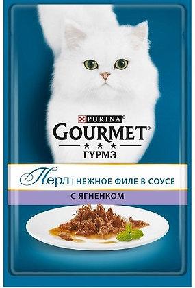 Gourmet Perle с ягненком.