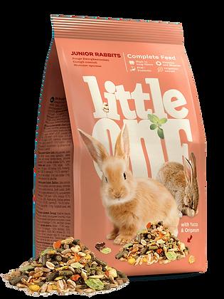 Little One. Корм для молодых кроликов 400гр