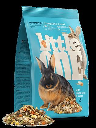 Little One корм для кроликов 400 гр.