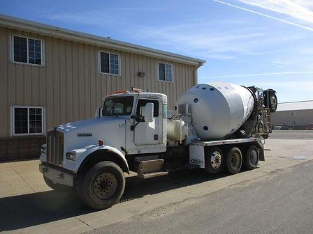 1-2004, 1-2001 Kenworth 5 axle, 11 yd MT