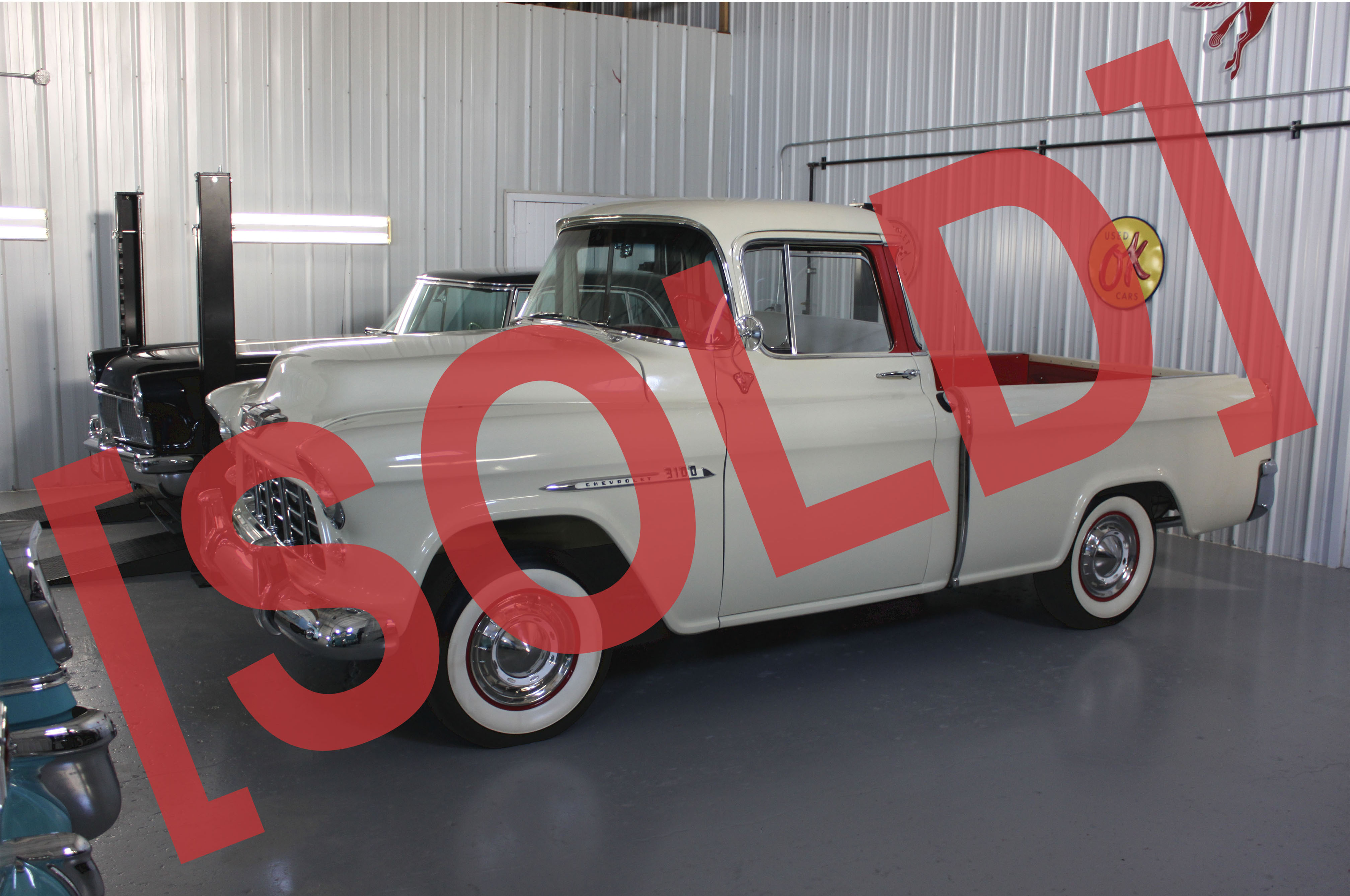 1955 Chevrolet Cameo 3100 Series Pic
