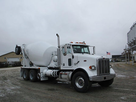 2005 Peterbilt 357 5 axle 10.5yd Kimble