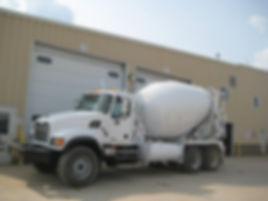 2007, 2006, 2005 Mack CV713 10.5 yd MTM.