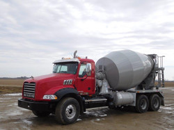 Used Mixer Trucks