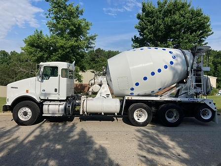 Kenworth T800 Mixer Truck