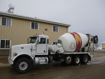 1-2013 Peterbilt 365 Mixer Truck with 11