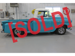 1958 Restomod GMC Stepside Pickup