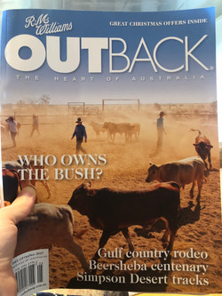 Outback Magazine 2017