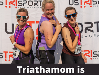 Triathamom is DONE now What?