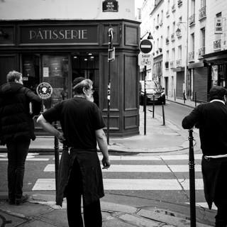 street paris 15