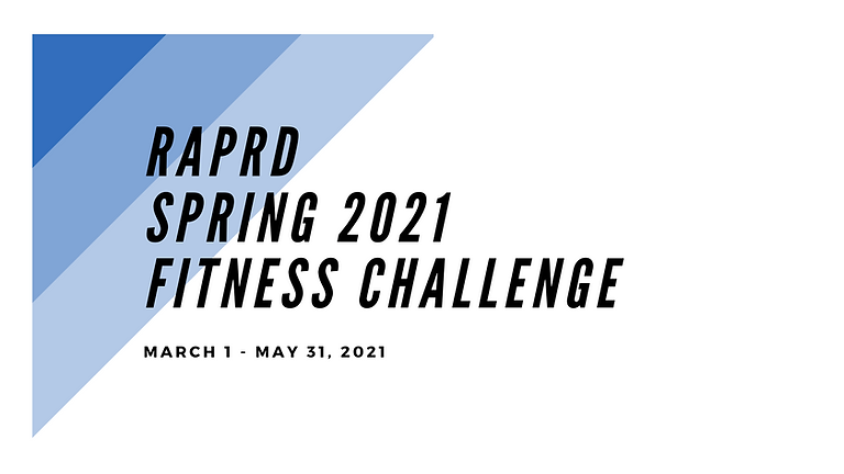 RAPRD Spring 2021 Fitness Challenge bann