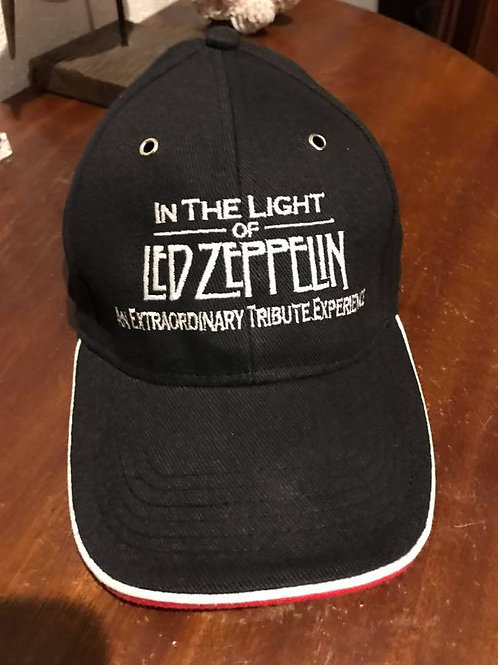 In The Light of Led Zeppelin Baseball Hat