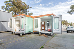 The Loft Container Home