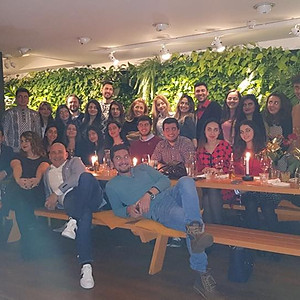Christmas/New Year Party in Amsterdam