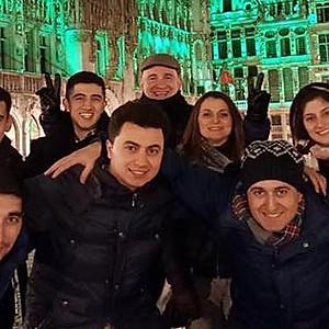 Brussels Novruz Meetup