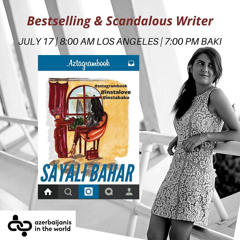 Sayali Bahar - Bestselling & Scandalous Writer
