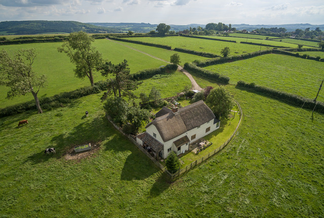 Drone Photography Somerset