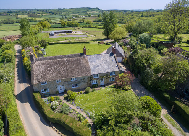 Aerial Photography Somerset