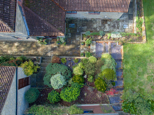 Aerial Photography | Smooth Pixels | Somerset