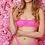 Thumbnail: CINDY Bandeau ruffle bikini set