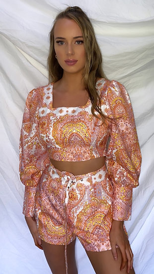 BAILEY Patterned Two Piece