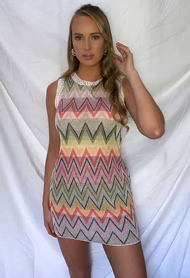 ZIGGY Patterned Dress