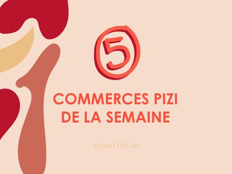 Pizi promeut l'achat local pour faire face à la crise de la COVID-19