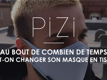 Au bout de combien de temps doit-on changer son masque en tissu ?