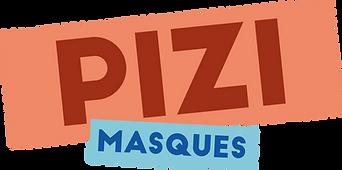 logo Pizi Masques Québec protection