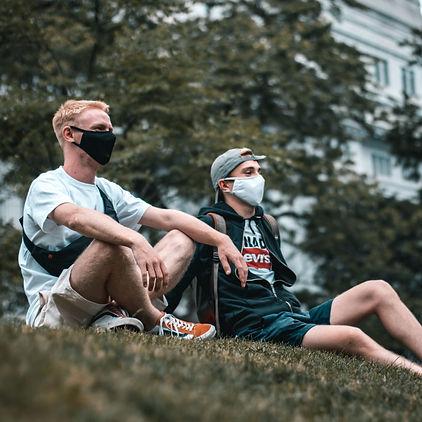 acheter masque réutilisable homme montréal québec couvre visage lavable fait Canada tissu