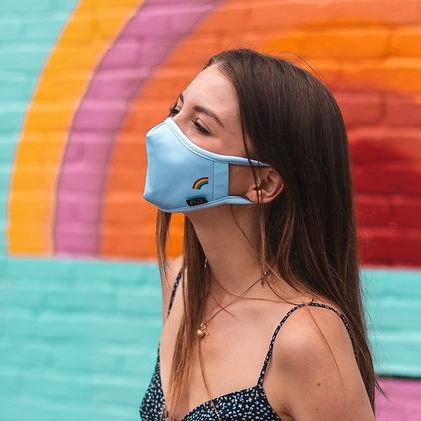 masque lavable montréal québec couvre visage réutilisable femme protection coronavirus