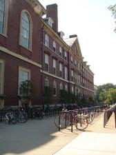 University of Illinois architecture