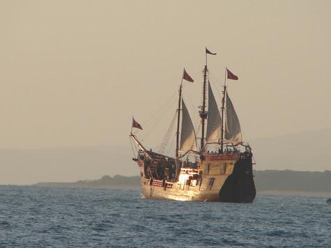 Puerto Vallarta ship