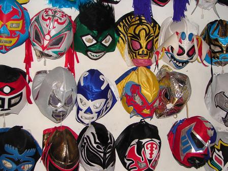 Wrestler's masks