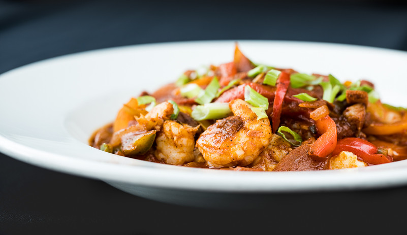 Low Country Shrimp & Grits