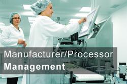Manufacturer/Processor