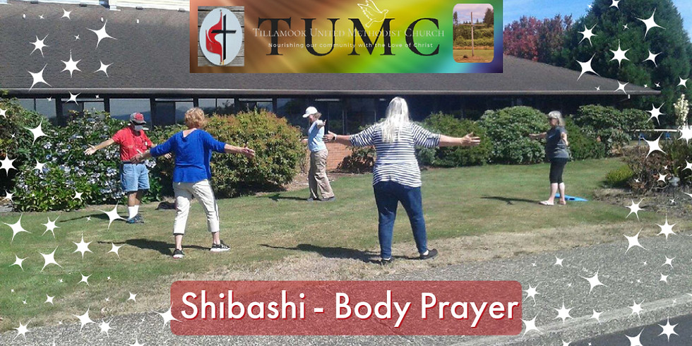Shibashi (Praying with our Bodies) with Pastor T