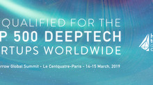 GEEN ELECTED TOP 500 DEEPTECH WORLDWIDE