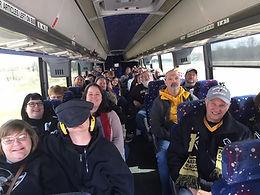 2018 Bus Trip
