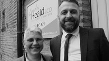 Announcing our merger with Linda Heald & Co