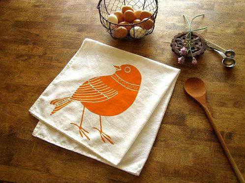 Bird Kitchen Towel
