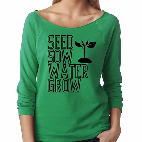 How Gardens Grow Sweatshirt