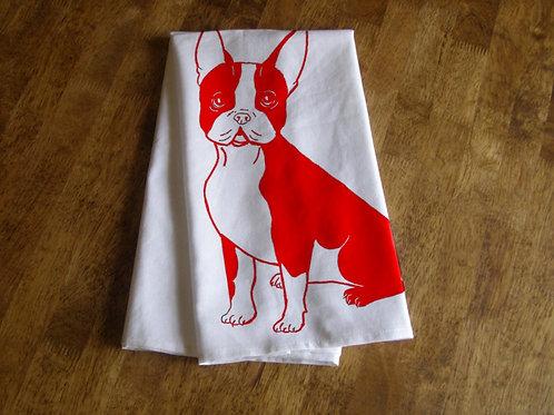 French Bull Dog Kitchen Towel